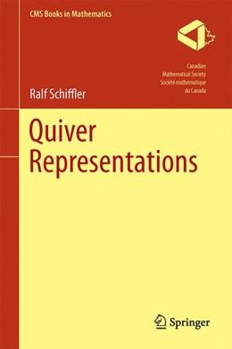 Abbildung von Schiffler | Quiver Representations | 2014