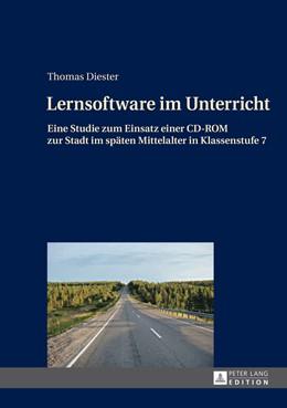 Abbildung von Diester | Lernsoftware im Unterricht | 2014 | Eine Studie zum Einsatz einer ...