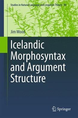 Abbildung von Wood | Icelandic Morphosyntax and Argument Structure | 2015 | 90