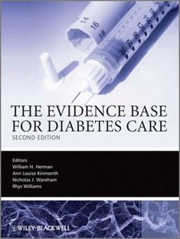 Abbildung von Herman / Kinmonth / Wareham / Williams | The Evidence Base for Diabetes Care | 2010