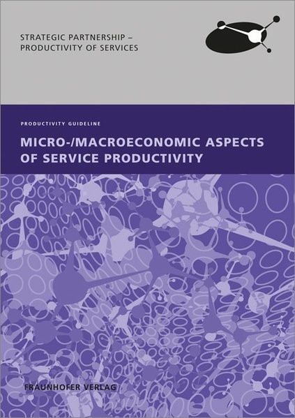 Micro-/Macroeconomic Aspects of Service Productivity. | / Hipp / Müller / Ganz, 2014 | Buch (Cover)