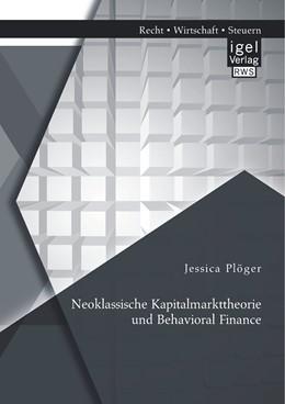 Abbildung von Plöger | Neoklassische Kapitalmarkttheorie und Behavioral Finance | 2014