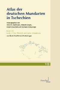 Abbildung von Halo / Rothenhagen | Atlas der deutschen Mundarten in Tschechien | 2015