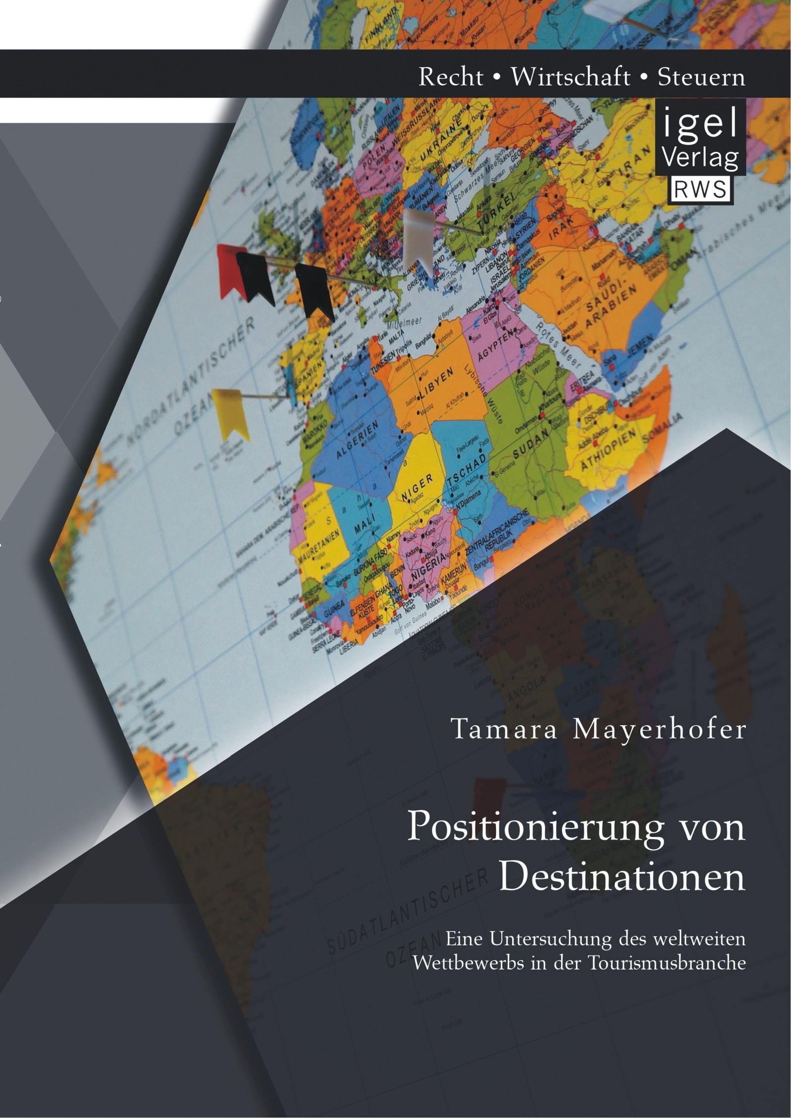 Abbildung von Mayerhofer | Positionierung von Destinationen | 2014