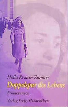 Abbildung von Krause-Zimmer   Doppelspur des Lebens   1998