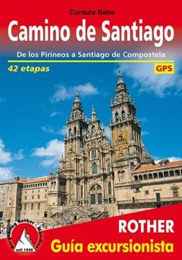 Abbildung von Rabe | Camino de Santiago (Spanischer Jakobsweg - spanische Ausgabe) | 4. Auflage | 2015 | beck-shop.de