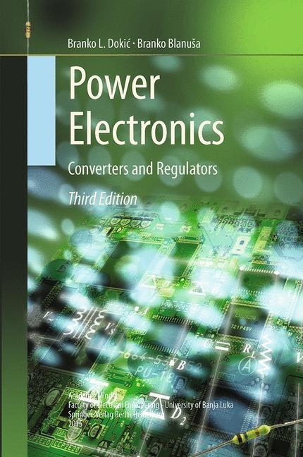 Abbildung von Dokic / Blanuša | Power Electronics | 2014