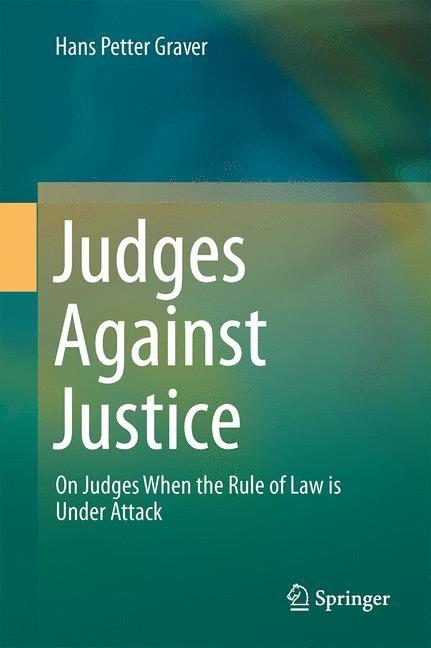 Abbildung von Graver | Judges Against Justice | 2014