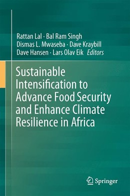 Abbildung von Lal / Singh / Mwaseba / Kraybill / Hansen / Eik | Sustainable Intensification to Advance Food Security and Enhance Climate Resilience in Africa | 2014