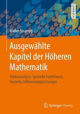 Abbildung von Strampp | Ausgewählte Kapitel der Höheren Mathematik | 2014 | Vektoranalysis, Spezielle Funk...