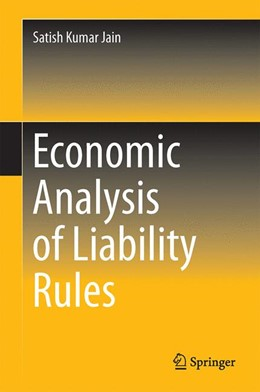 Abbildung von Jain | Economic Analysis of Liability Rules | 1. Auflage | 2014 | beck-shop.de