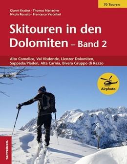 Abbildung von Mariacher / Rossato | Skitouren in den Dolomiten, Band 1 | 1. Auflage | 2014 | Alto Comelico, Val Visdende, L...