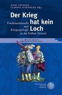 Abbildung von Föcking / Schindler   Der Krieg hat kein Loch   2014