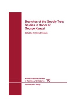 Abbildung von Hussein | Branches of the Goodly Tree | 2013 | Studies in Honor of George Kan... | 10