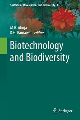 Abbildung von Ahuja / Ramawat | Biotechnology and Biodiversity | 2014 | 4