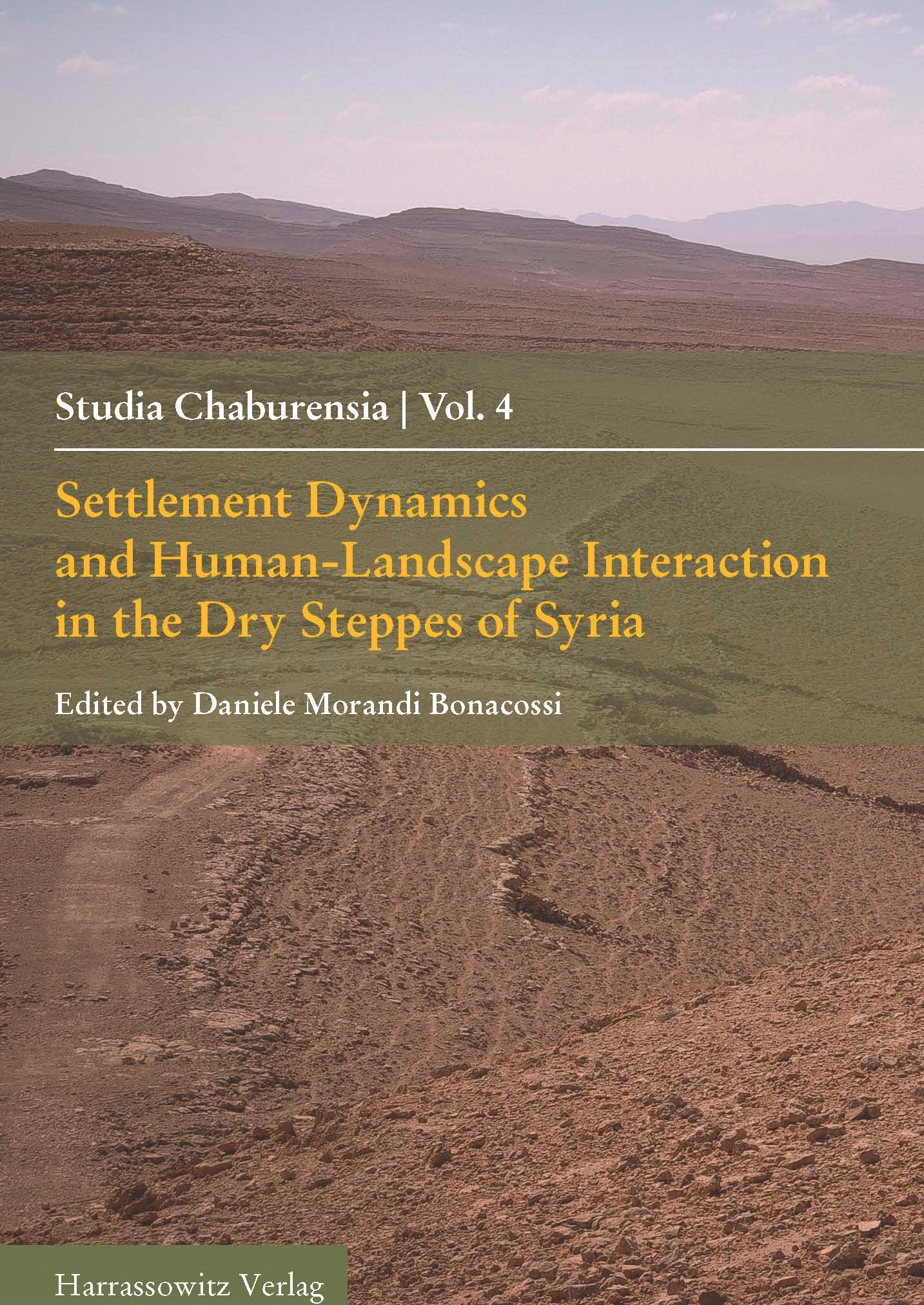 Abbildung von Bonacossi | Settlement Dynamics and Human-Landscape Interaction in the Dry Steppes of Syria | 2014