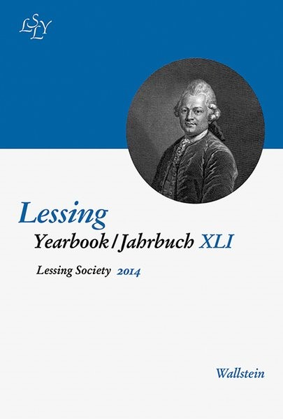 Abbildung von Fick / Lessing Society   Lessing Yearbook /Jahrbuch / Lessing Yearbook / Jahrbuch XLI, 2014   2014