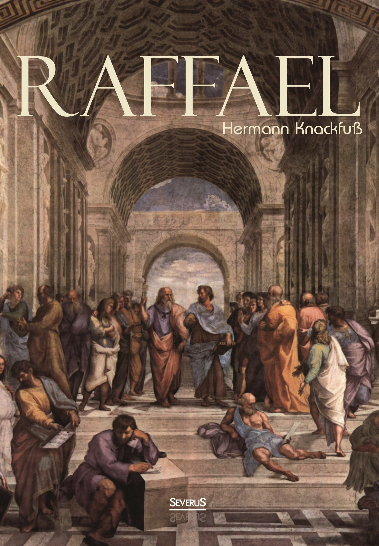 Abbildung von Knackfuß | Raffael | 2015
