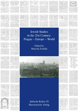 Abbildung von Zoufalá | Jewish Studies in the 21st Century: Prague – Europe – World | 1., Auflage | 2014 | 29