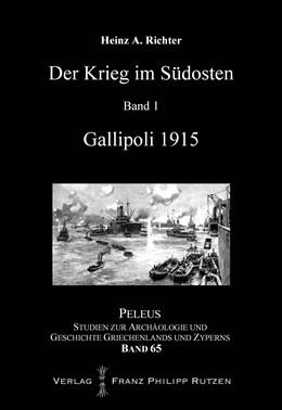 Abbildung von Richter   Der Krieg im Südosten   2014   Gallipoli 1915   65,1