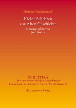 Abbildung von Ruschenbusch / Kobes | Kleine Schriften zur Alten Geschichte | 2014 | 65