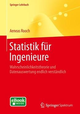 Abbildung von Rooch | Statistik für Ingenieure | 1. Auflage | 2014 | beck-shop.de