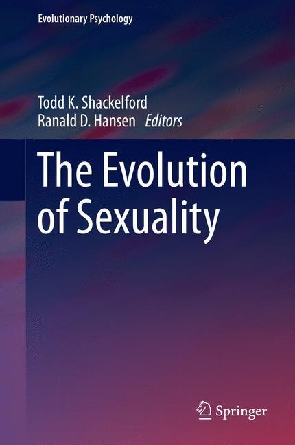 Abbildung von Shackelford / Hansen   The Evolution of Sexuality   2014