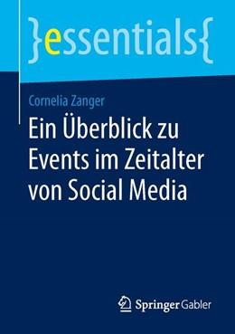 Abbildung von Zanger | Ein Überblick zu Events im Zeitalter von Social Media | 2014 | 2014