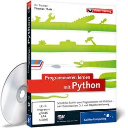 Abbildung von Theis | Programmieren lernen mit Python | 2014 | Das Training für Einsteiger