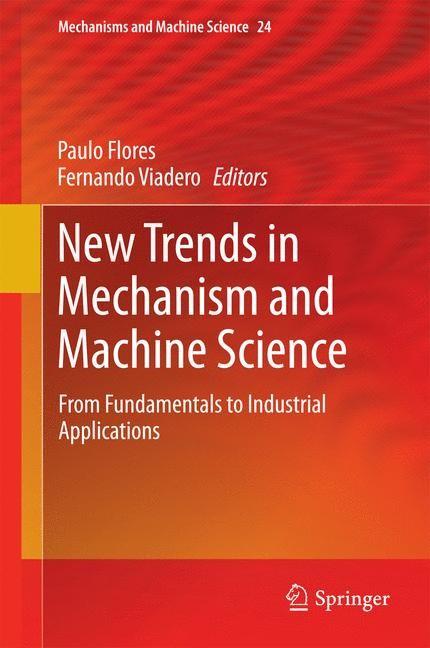 Abbildung von Flores / Viadero   New Trends in Mechanism and Machine Science   2014