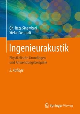 Abbildung von Sinambari / Sentpali | Ingenieurakustik | 2014 | Physikalische Grundlagen und A...
