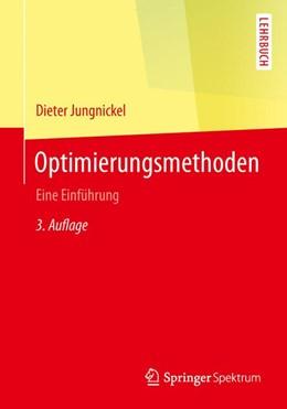 Abbildung von Jungnickel | Optimierungsmethoden | 2014 | Eine Einführung