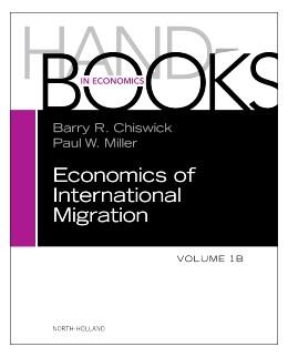 Abbildung von Chiswick / Miller | Handbook of the Economics of International Migration | 2014