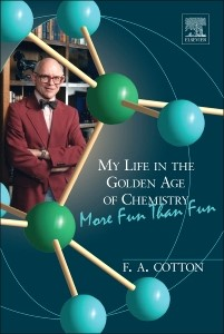 Abbildung von Cotton | My Life in the Golden Age of Chemistry | 2014