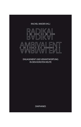 Abbildung von Mader | Radikal ambivalent | 1. Auflage | 2014 | beck-shop.de