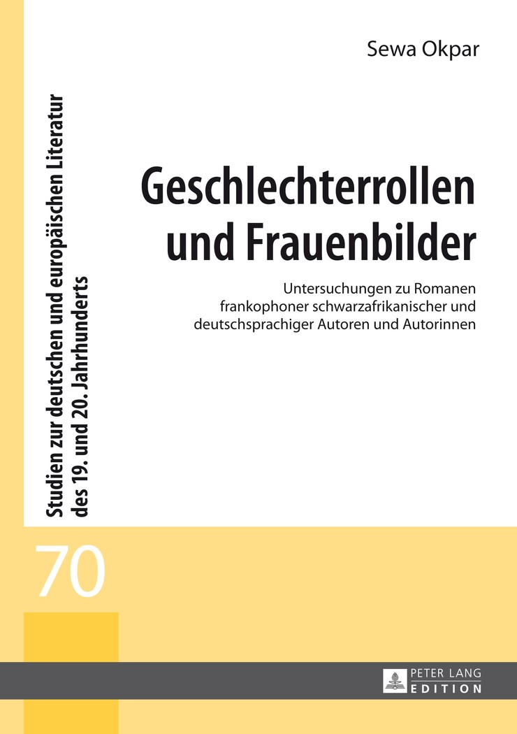 Geschlechterrollen und Frauenbilder | Okpar, 2014 | Buch (Cover)