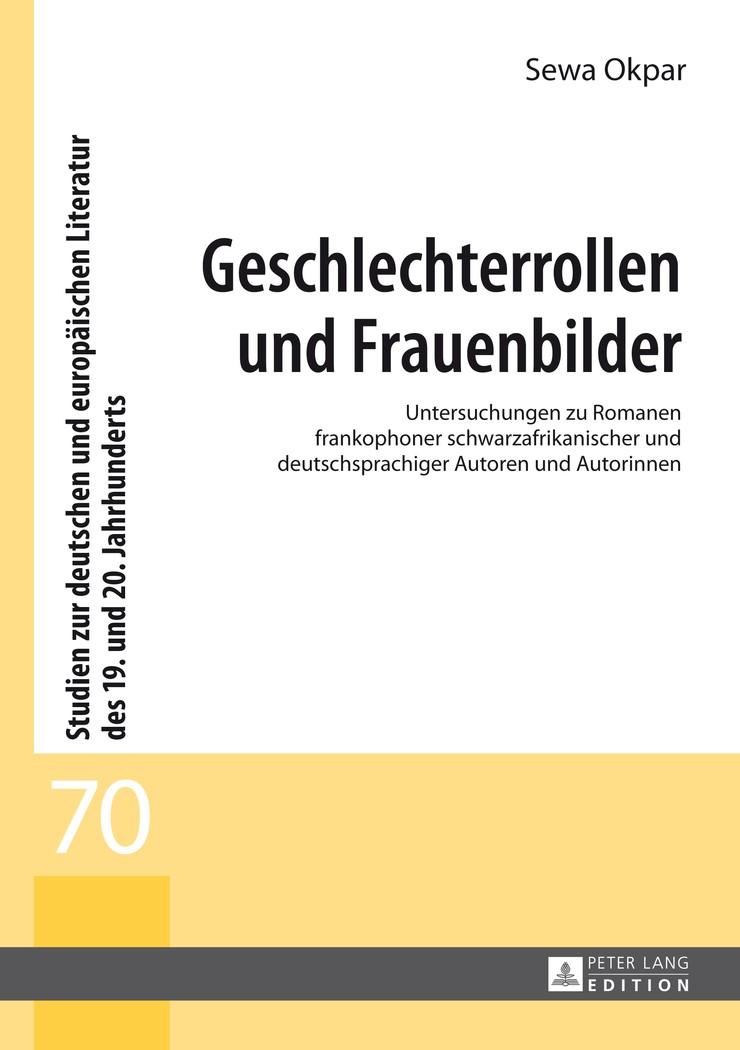 Abbildung von Okpar | Geschlechterrollen und Frauenbilder | 2014