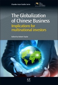 Abbildung von Taylor | The Globalization of Chinese Business | 2014