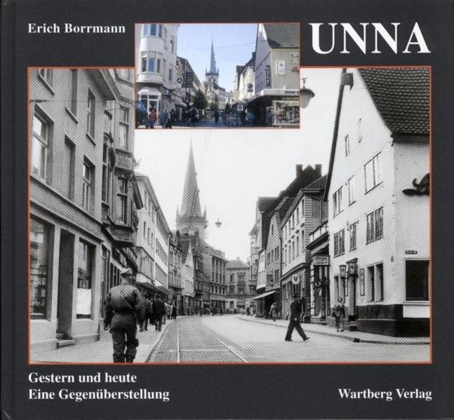 Unna gestern und heute | Borrmann, 1997 | Buch (Cover)