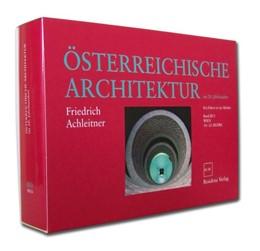 Abbildung von Achleitner / Architekturzentrum Wien | Österreichische Architektur im 20. Jahrhundert Bd. III/3 | 2010 | Wien, 19.-23. Bezirk