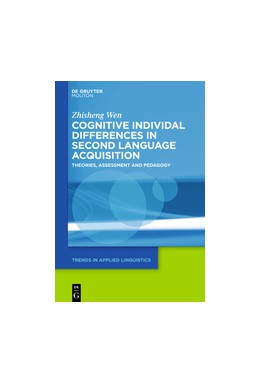 Abbildung von Wen / Biedron | Cognitive Individual Differences in Second Language Acquisition | 1. Auflage | 2021 | beck-shop.de