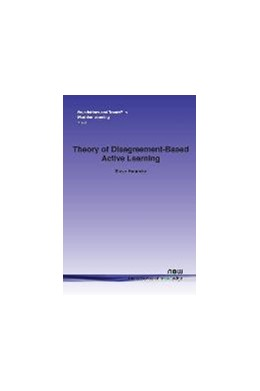 Abbildung von Hanneke | Theory of Disagreement-Based Active Learning | 2014 | 22