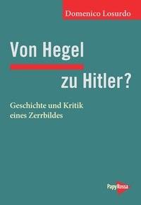 Abbildung von Losurdo | Von Hegel zu Hitler? | 2014