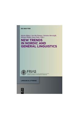 Abbildung von Hilpert / Östman / Mertzlufft / Rießler / Duke | New Trends in Nordic and General Linguistics | 2015 | 42