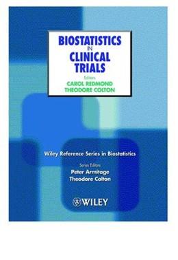 Abbildung von Redmond / Colton | Biostatistics in Clinical Trials | 2001