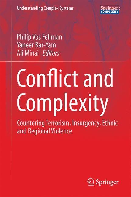 Abbildung von Fellman / Bar-Yam / Minai | Conflict and Complexity | 2014