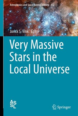 Abbildung von Vink | Very Massive Stars in the Local Universe | 2014 | 412