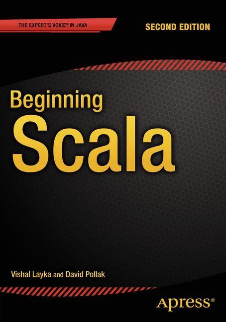 Abbildung von Layka / Pollak | Beginning Scala | 2015