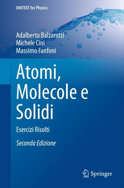 Abbildung von Balzarotti / Cini / Fanfoni | Atomi, Molecole e Solidi | 2015