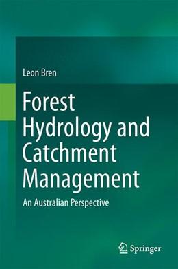 Abbildung von Bren   Forest Hydrology and Catchment Management   2014